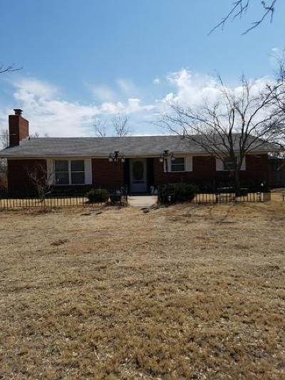 Single Family Home For Sale: 513 W Independence Ave