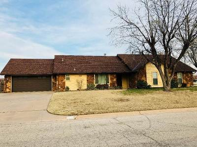 Single Family Home For Sale: 2201 Appomattox