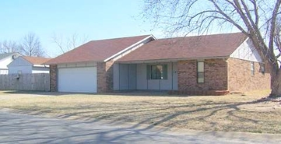 Single Family Home For Sale: 208 S Lamesa