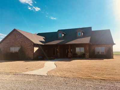 Single Family Home For Sale: 12905 W Rupe