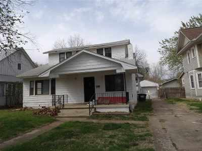 Single Family Home For Sale: 1520 W Oklahoma Ave