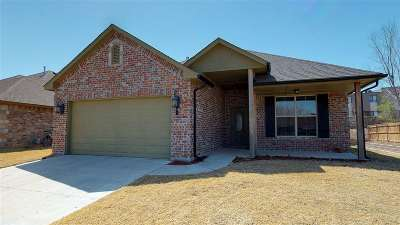 Single Family Home For Sale: 2217 Red Cedar
