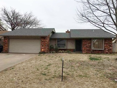 Single Family Home For Sale: 4301 Rosetree
