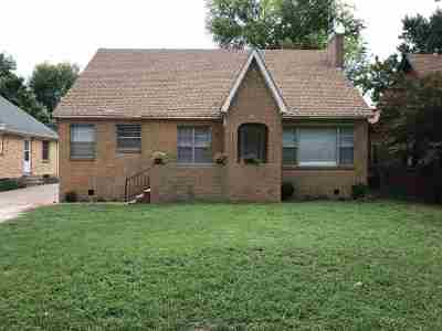 Single Family Home For Sale: 510 S Garfield