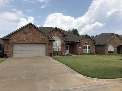 Single Family Home For Sale: 4712 Chaparral