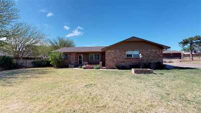 Single Family Home For Sale: 4815 Cedardale