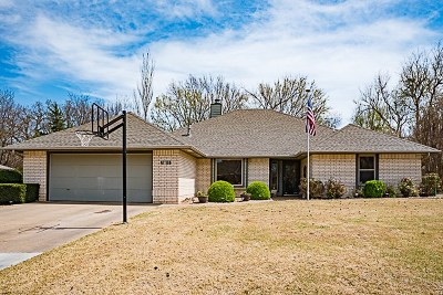 Single Family Home For Sale: 1811 Country Club Dr