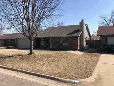 Single Family Home For Sale: 5217 Ridgeview