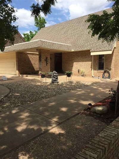 Enid OK Single Family Home For Sale: $188,000