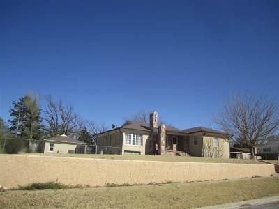 Single Family Home For Sale: 620 S Summer