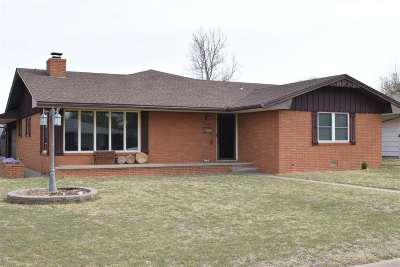 Single Family Home For Sale: 2822 W Elm