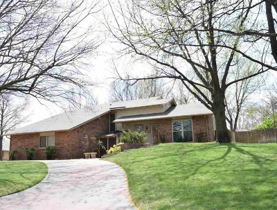 Single Family Home For Sale: 3109 Whippoorwill Ln