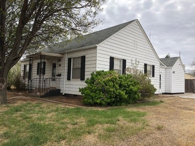 Single Family Home For Sale: 1901 9th St