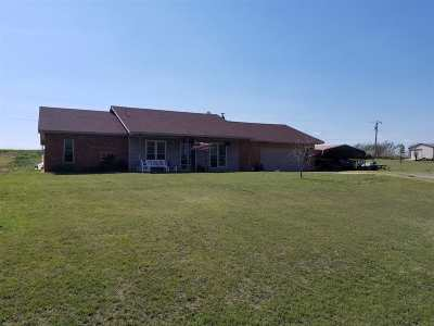 Single Family Home For Sale: 1306 Ridge Place