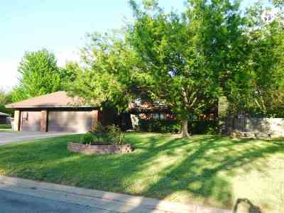 Single Family Home For Sale: 1317 Cansler Dr