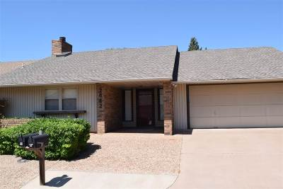 Single Family Home For Sale: 2642 Rosewood Circle