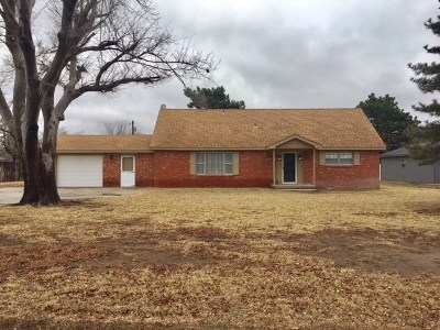 Single Family Home For Sale: 2420 Richmond