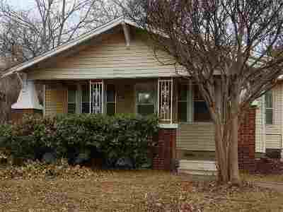 Single Family Home For Sale: 1806 W Oklahoma Ave