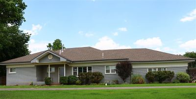 Enid  Single Family Home For Sale: 5118 W Rupe Ave