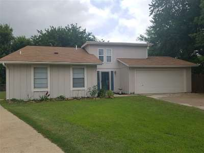 Enid  Single Family Home For Sale: 308 Ranch Cir