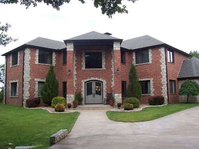 Enid  Single Family Home For Sale: #4 Santa Fe Ln