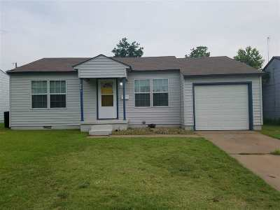 Single Family Home For Sale: 421 W Vine