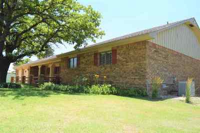Single Family Home For Sale: 56907 S County Rd 273