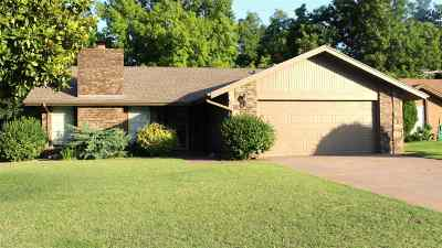 Single Family Home For Sale: 2017 Wagon Trail