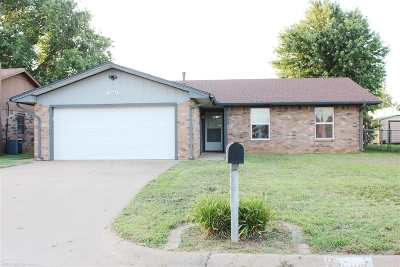Enid OK Single Family Home Sold: $96,000