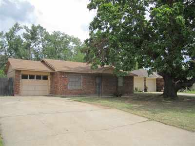 Single Family Home For Sale: 3124 Edgewater Dr