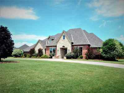 Enid Single Family Home For Sale: 3101 Falcon Crest