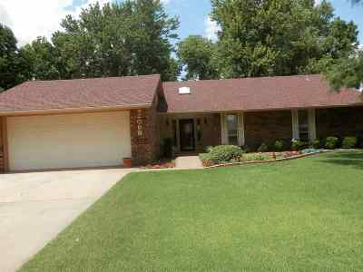 Single Family Home For Sale: 2068 Windmill Ln