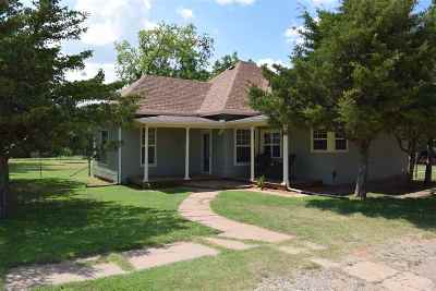Single Family Home For Sale: 614 E Olive St