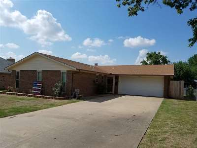 Single Family Home For Sale: 2805 Partridge Ln