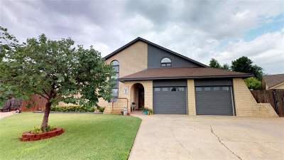 Single Family Home For Sale: 3513 Willow West