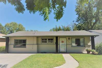 Single Family Home For Sale: 1808 19th St