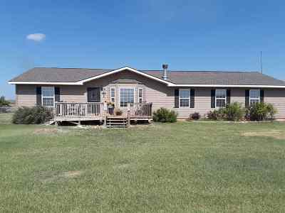 Single Family Home For Sale: 8207 E Wood Rd