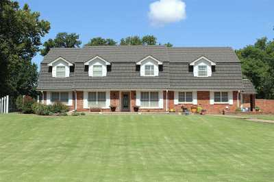 Enid Single Family Home For Sale: #14 Rolling Oaks