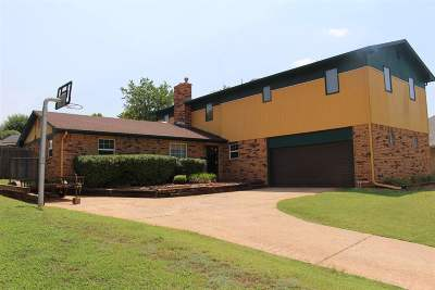 Single Family Home For Sale: 3301 Highland Drive