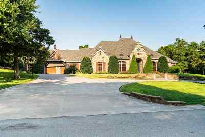 Enid Single Family Home For Sale: #4 Bridge Creek