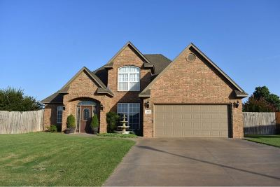 Single Family Home For Sale: 808 Caribou Cir