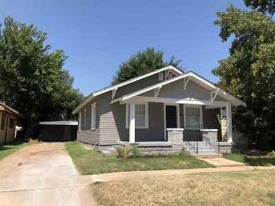 Single Family Home For Sale: 508 S Harrison