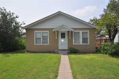 Single Family Home For Sale: 409 10th