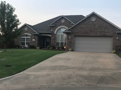 Single Family Home For Sale: 810 Caribou Circle