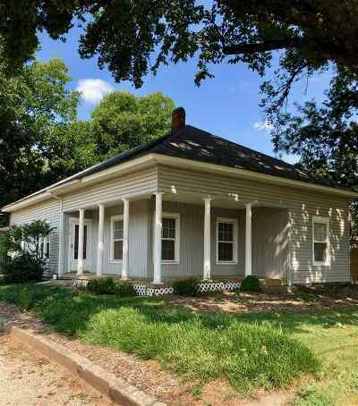 Single Family Home For Sale: 2112 N Independence
