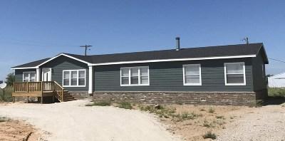 Single Family Home For Sale: 202965 E Cr 35