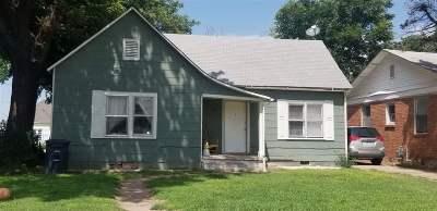 Single Family Home For Sale: 416 W Oak