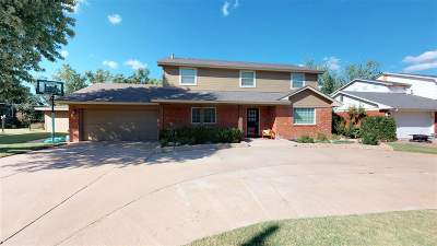 Single Family Home For Sale: 3518 Cheyenne Dr