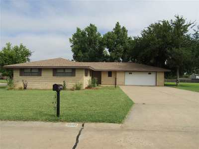 Single Family Home For Sale: 4860 Walker Circle