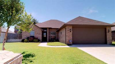 Single Family Home For Sale: 2205 Red Cedar